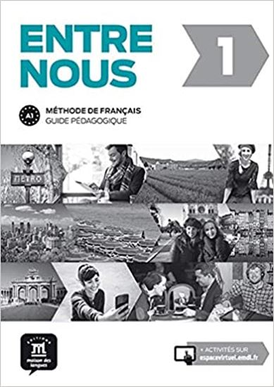 Εικόνα από ENTRE NOUS 1 GUIDE PEDAGOGIQUE