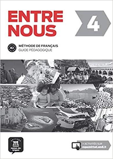 Εικόνα από ENTRE NOUS 4 GUIDE PEDAGOGIQUE