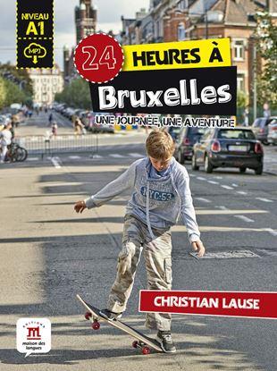 Εικόνα της 24 HEURES A BRUXELLES + MP3-CD