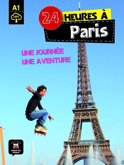 Εικόνα από 24 HEURES A PARIS + MP3-CD