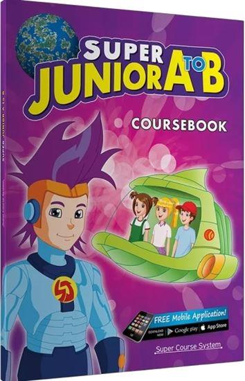 Εικόνα από SUPER JUNIOR A TO B COURSEBOOK (+ I-BOOK)