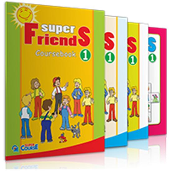 Εικόνα από SUPER FRIENDS 1 ΠΛΗΡΕΣ ΠΑΚΕΤΟ (+ REVISION + I-BOOK)