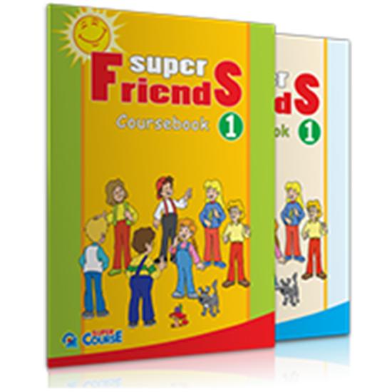 Εικόνα από SUPER FRIENDS 1 ΒΑΣΙΚΟ ΠΑΚΕΤΟ (+ I-BOOK)