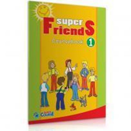 Εικόνα από SUPER FRIENDS 1 COURSEBOOK (+IEBOOK)