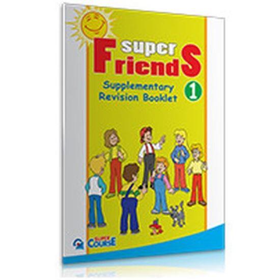 Εικόνα από SUPER FRIENDS 1 REVISION BOOK