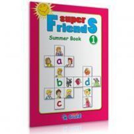 Εικόνα από SUPER FRIENDS 1 SUMMER BOOK