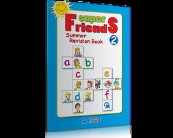 Εικόνα από SUPER FRIENDS 2 SUMMER REVISION BOOK