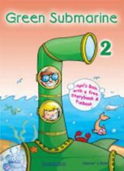 Εικόνα από GREEN SUBMARINE 2 TEACHER'S (+STORY+FUNBOOK)
