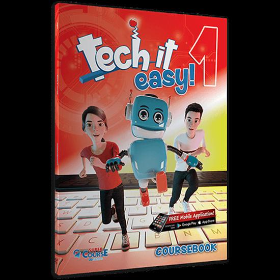 Εικόνα από TECH IT EASY 1 COURSEBOOK (+IBOOK)