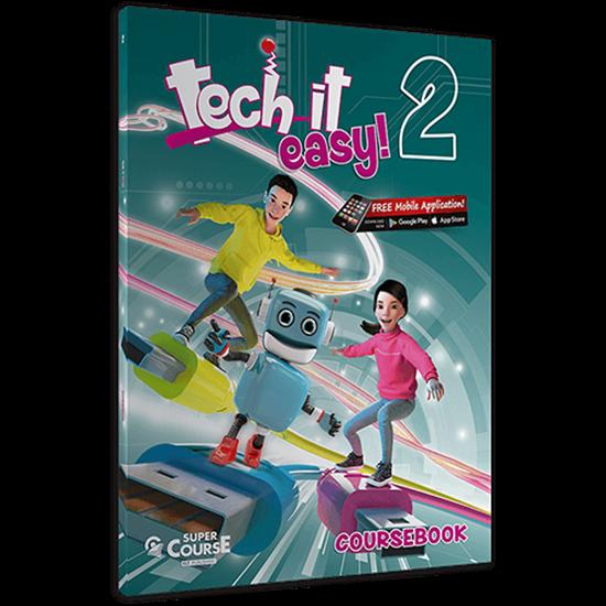 Εικόνα από TECH IT EASY 2 COURSEBOOK (+i-BOOK)