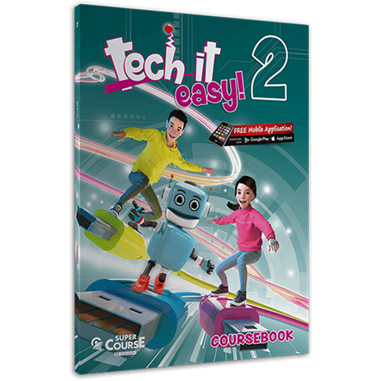 Εικόνα από TECH IT EASY 2 ACTIVITY BOOK