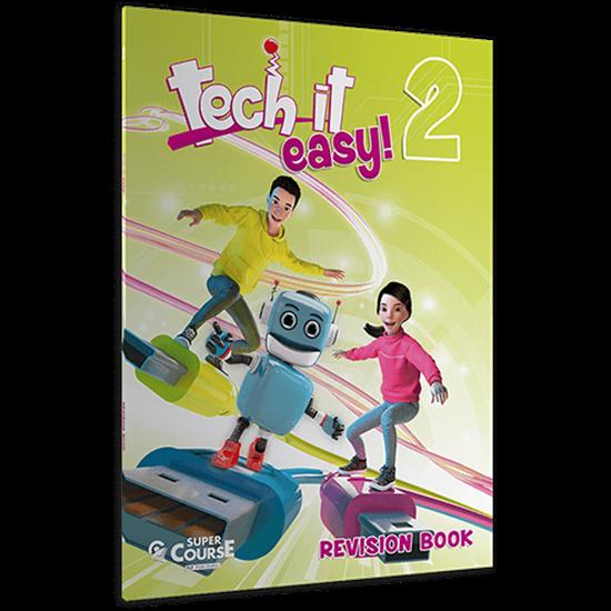 Εικόνα από TECH IT EASY 2 REVISION BOOK (+ CD)