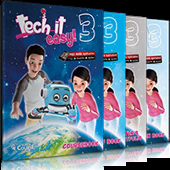 Εικόνα από TECH IT EASY 3 ΠΛΗΡΕΣ ΠΑΚΕΤΟ (+ REVISION BOOK + I-BOOK)
