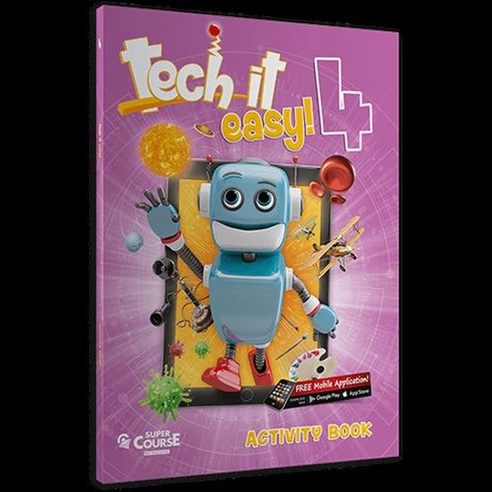 Εικόνα από TECH IT EASY 4 ACTIVITY BOOK