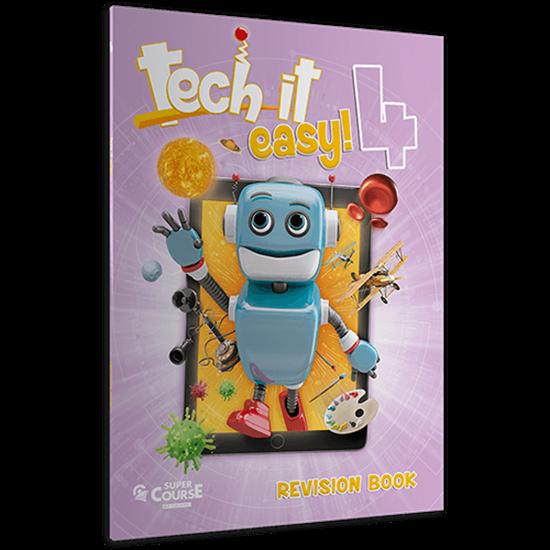 Εικόνα από TECH IT EASY 4 REVISION BOOK (+ CD)