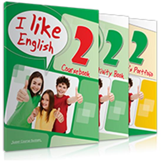 Εικόνα από I LIKE ENGLISH 2 ΠΛΗΡΕΣ ΠΑΚΕΤΟ (+ I-BOOK)