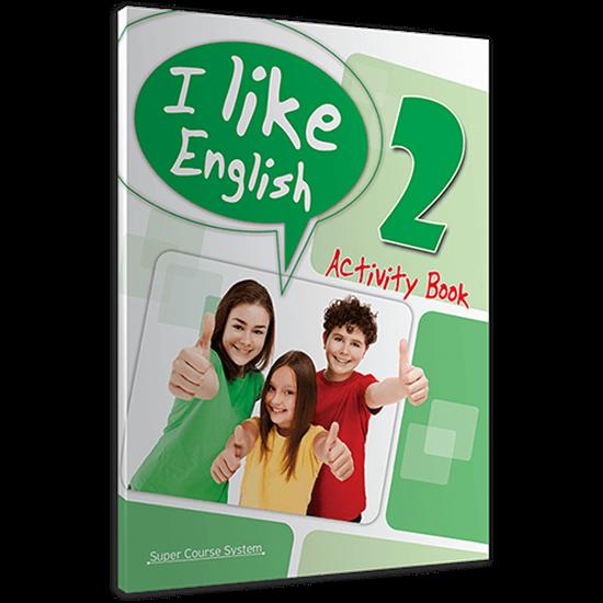 Εικόνα από I LIKE ENGLISH 2 ACTIVITY BOOK
