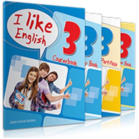 Εικόνα από I LIKE ENGLISH 3 ΠΛΗΡΕΣ ΠΑΚΕΤΟ (+ I-BOOK + REVISION BOOK + ΚΥΚΛΟ ΡΗΜΑΤΩΝ)