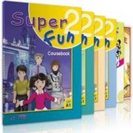 Εικόνα από SUPER FUN 2 ΠΛΗΡΕΣ ΠΑΚΕΤΟ (+ REVISION BOOK + SUMMER BOOK + I-BOOK)