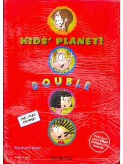Εικόνα από KID'S PLANET DOUBLE TEACHER'S (+FUNBOOK)