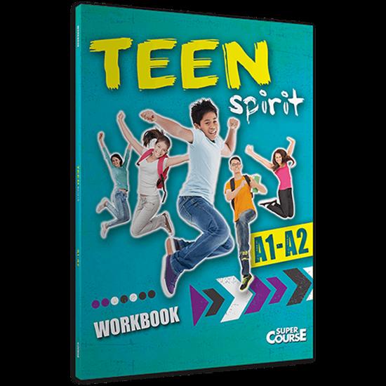 Εικόνα από TEEN SPIRIT A1-A12 WORKBOOK