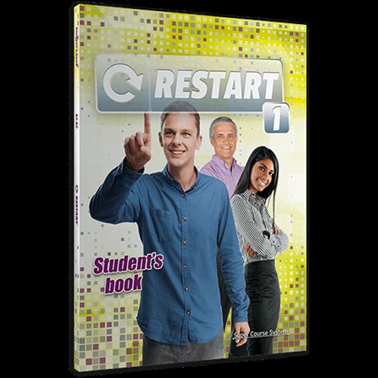 Εικόνα από RESTART 1 SB + CD + GLOSSARY