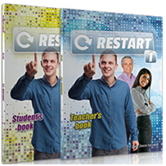 Εικόνα από ΠΑΚΕΤΟ ΑΥΤΟΔΙΔΑΣΚΑΛΙΑΣ RESTART 1 ( +MP3 CD )