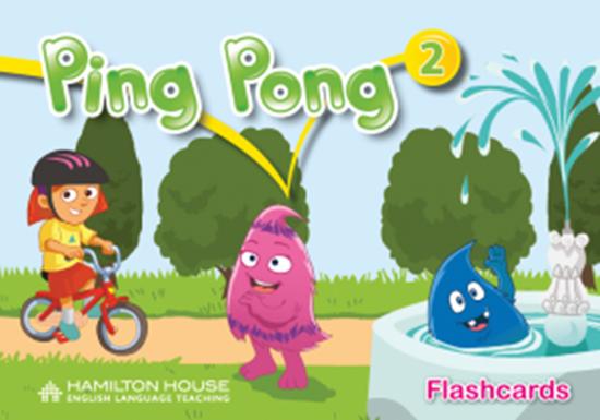 Εικόνα από PING PONG 2 FLASHCARDS VOCABULARY