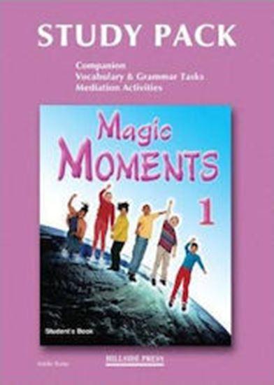 Εικόνα από MAGIC MOMENTS 1 COMPANION TEACHER'S