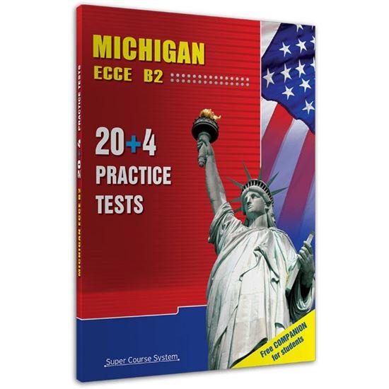Εικόνα από MICHIGAN ECCE B2 20 + 4 PRACTICE TESTS SB