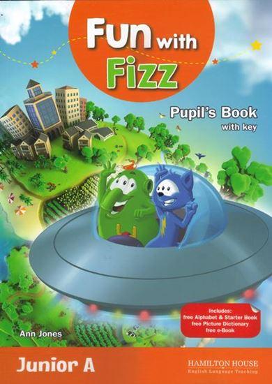 Εικόνα από FUN WITH FIZZ PRIMARY 1 STUDENT BOOK (+STARTER BOOK) WITH KEY
