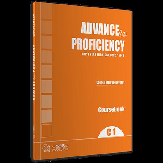 Εικόνα από ADVANCE TO PROFICIENCY C1 COURSEBOOK