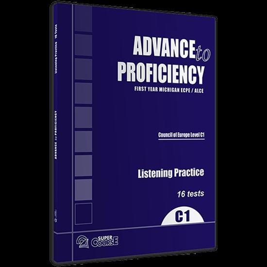 Εικόνα από ADVANCE TO PROFICIENCY C1 LISTENING PRACTICE 16 TESTS