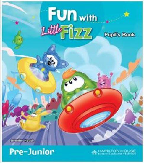 Εικόνα από FUN WITH LITTLE FIZZ PRE-JUNIOR STUDENT'S BOOK (+STICKERS +PICTURE DICTIONARY +E-BOOK)
