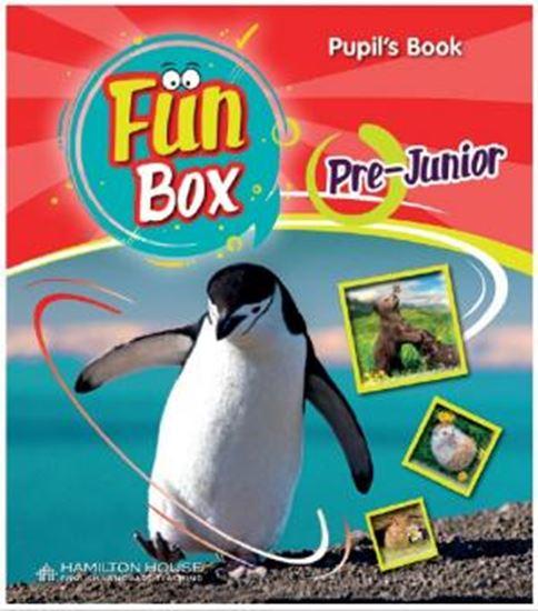 Εικόνα από FUN BOX PRE-JUNIOR STUDENT'S BOOK (+ALPHABET)