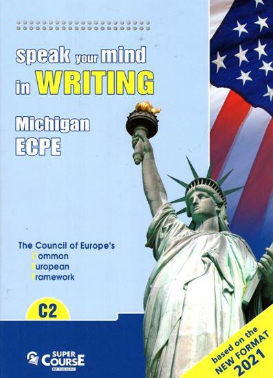 Εικόνα από SPEAK YOUR MIND IN WRITING C2 ECPE (2021 FORMAT)
