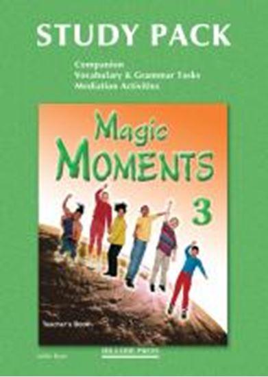 Εικόνα από MAGIC MOMENTS 3 TCHR'S STUDY PACK