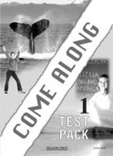 Εικόνα από COME ALONG 1 TEST BOOK