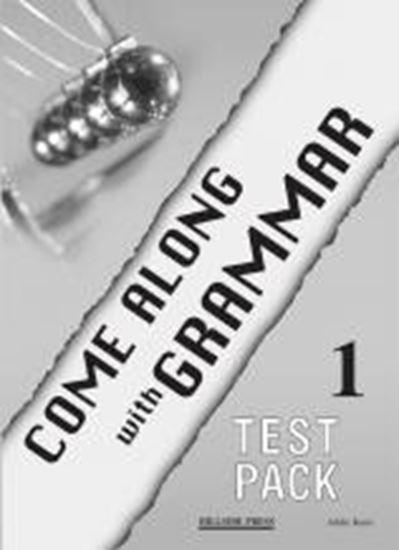 Εικόνα από COME ALONG 1 GRAMMAR TEST BOOK