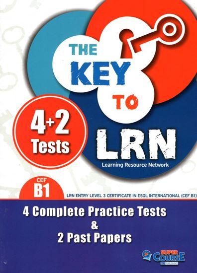 Εικόνα από THE KEY TO LRN B1 (4 COMPLETE PR. TESTS & 2 PAST PAPERS)