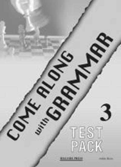Εικόνα από COME ALONG 3 GRAMMAR TEST BOOK