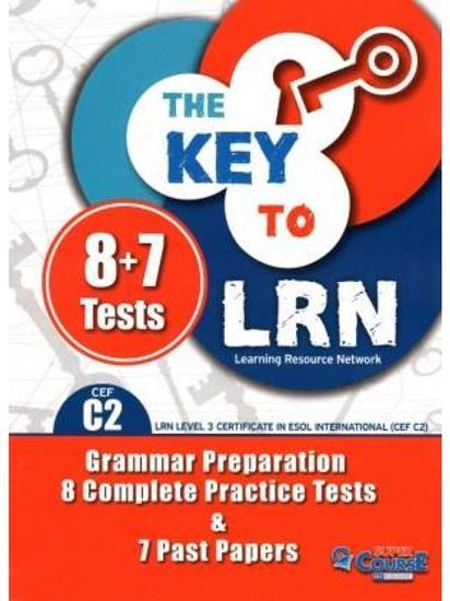 Εικόνα από THE KEY TO LRN C2 GRAMMAR PREPARATION (+8 COMPLETE PR. TESTS + 7 PAST PAPERS)