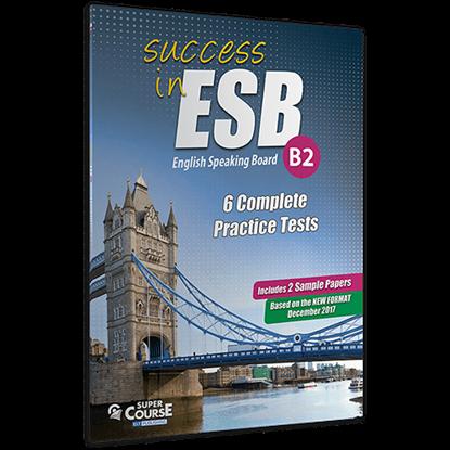 Εικόνα της SUCCESS IN ESB B2 (6 PRACTICE TESTS + 2 SAMPLE PARERS)