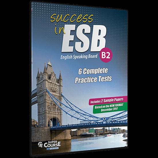 Εικόνα από SUCCESS IN ESB B2 (6 PRACTICE TESTS + 2 SAMPLE PARERS)