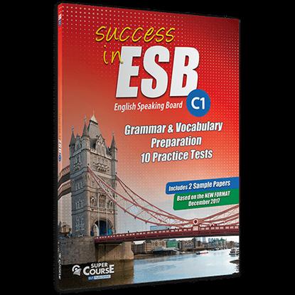 Εικόνα της SUCCESS IN ESB C1 (10 PRACTICE TESTS + 2 SAMPLE PAPERS)