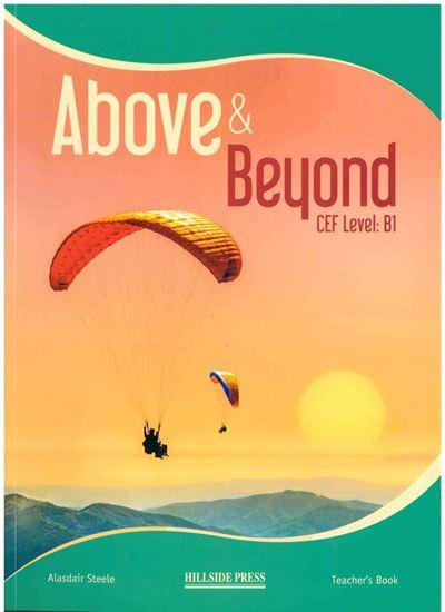 Εικόνα από ABOVE & BEYOND B1 TEACHER'S BOOK