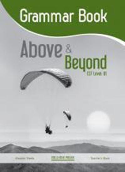 Εικόνα από ABOVE & BEYOND B1 GRAMMAR TEACHER'S