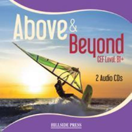 Εικόνα από ABOVE & BEYOND B1+ CLASS AUDIO CDs