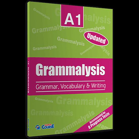 Εικόνα από GRAMMALYSIS A1 GRAMMAR & VOCABULARY SB