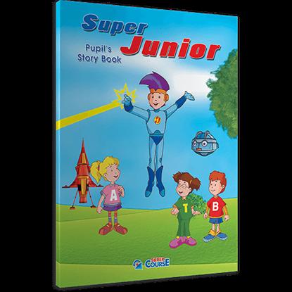 Εικόνα της SUPER JUNIOR PRE-JUNIOR PUPIL'S BOOK (+CDS)